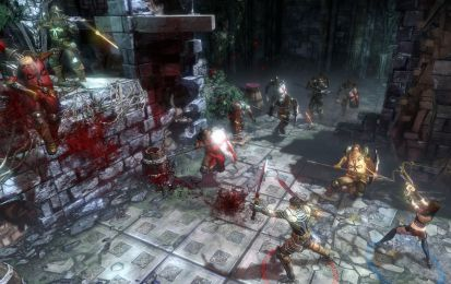 Blood Knights, per Xbox 360, PS3 e PC il nuovo hack'n slash medievale