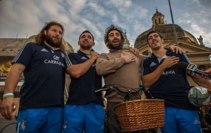 Rugby: Italia-All Blacks 10-42. Grinta azzurra, ma la Nuova Zelanda ci asfalta [VIDEO]