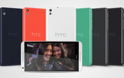 HTC Desire 816: lo smartphone per i selfie [VIDEO]