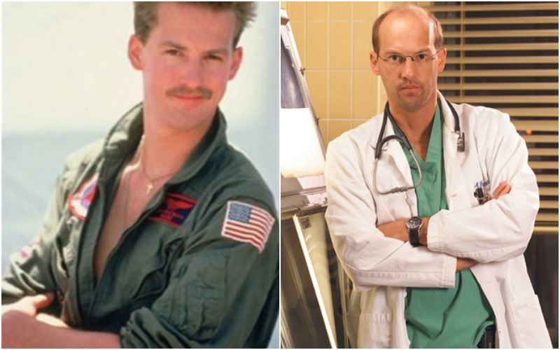 Anthony Edwards da Top Gun a ER