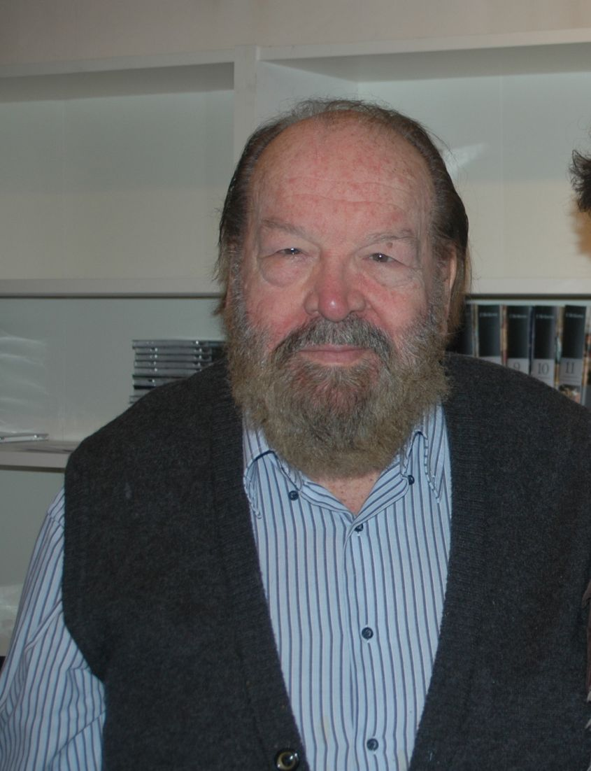 Bud Spencer morto