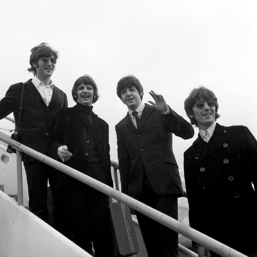 Beatles tracks in new music GCSE