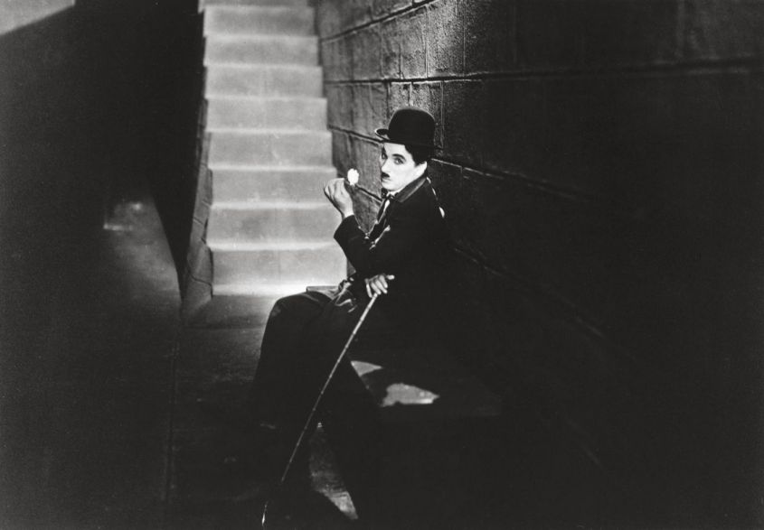 Charlie Chaplin 1931 City Lights
