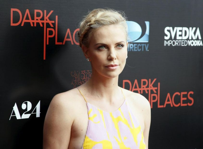 Charlize Theron - premiere di Dark Places