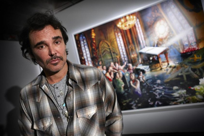Mostra di David Lachapelle a Stoccolma