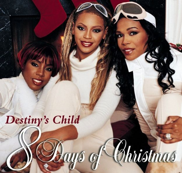 Destiny's Child con 8 Days of Christmas (1999)