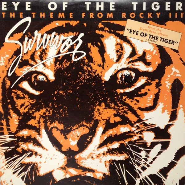 Eye of the Tiger Survivor