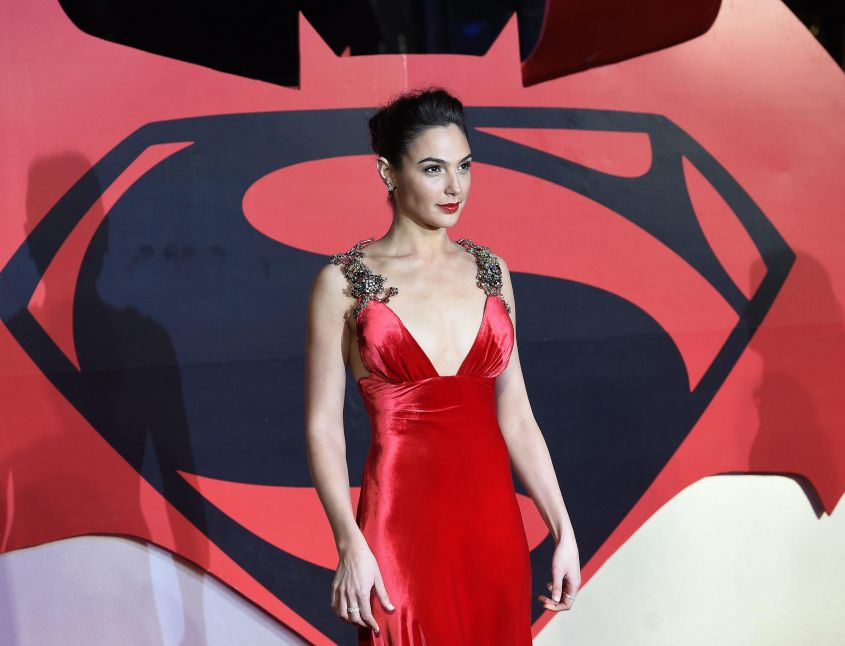 Gal Gadot attrice Wonder Woman
