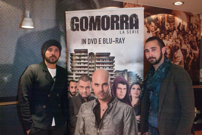 Cast di Gomorra