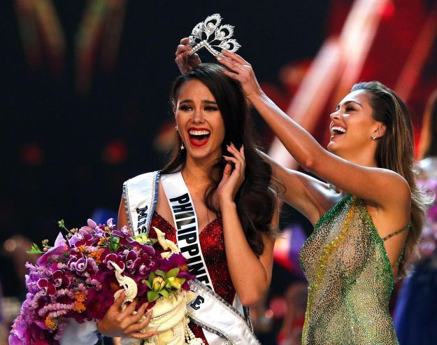 Miss Universe 2018 beauty pageant in Bangkok