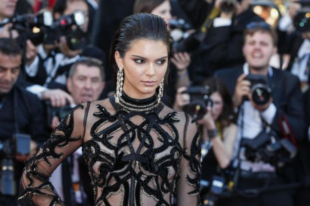 Cannes, Red carpet del film Mal de Pierres