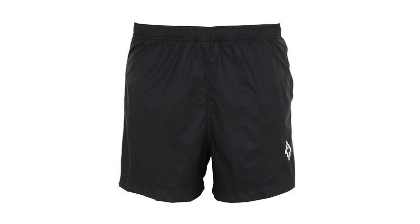 Marcelo Burlon County of Milan shorts tinta unita