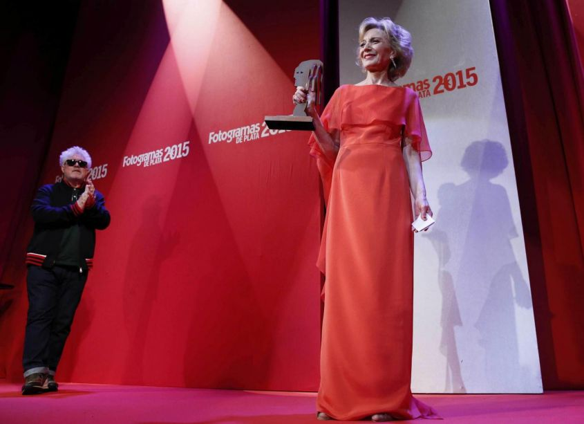 'Fotograma de Plata 2015' awards a Madrid