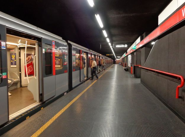 Metropolitana come spostarsi durante la fashion week