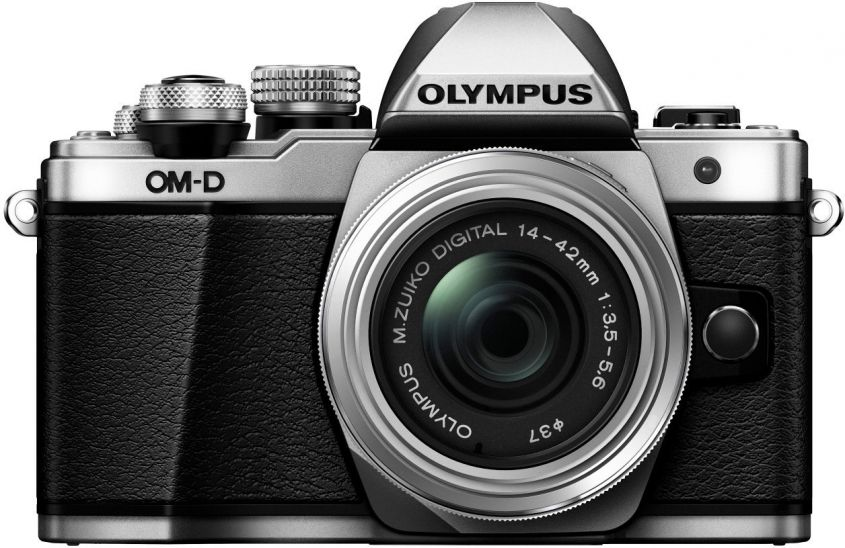 Mirrorless Olympus E M10 Mark