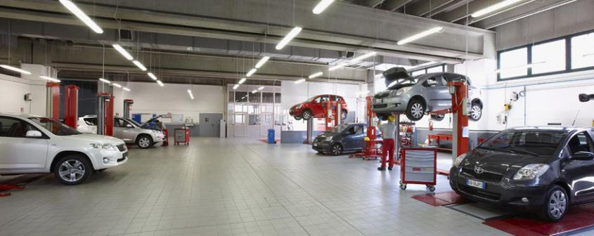 Officina Toyota