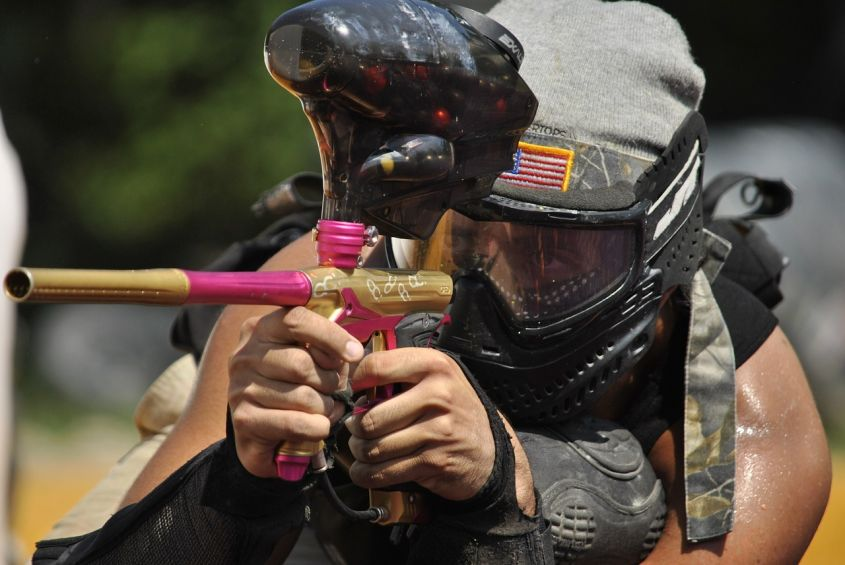 Paintball idee festa 30 anni milano originale