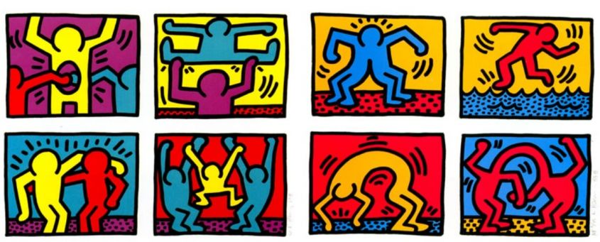 Pop shop editions Keith Harng