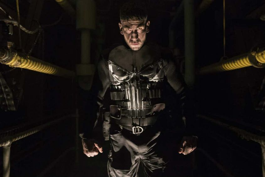 Serie tv 2018 novità da non perdere   The Punisher
