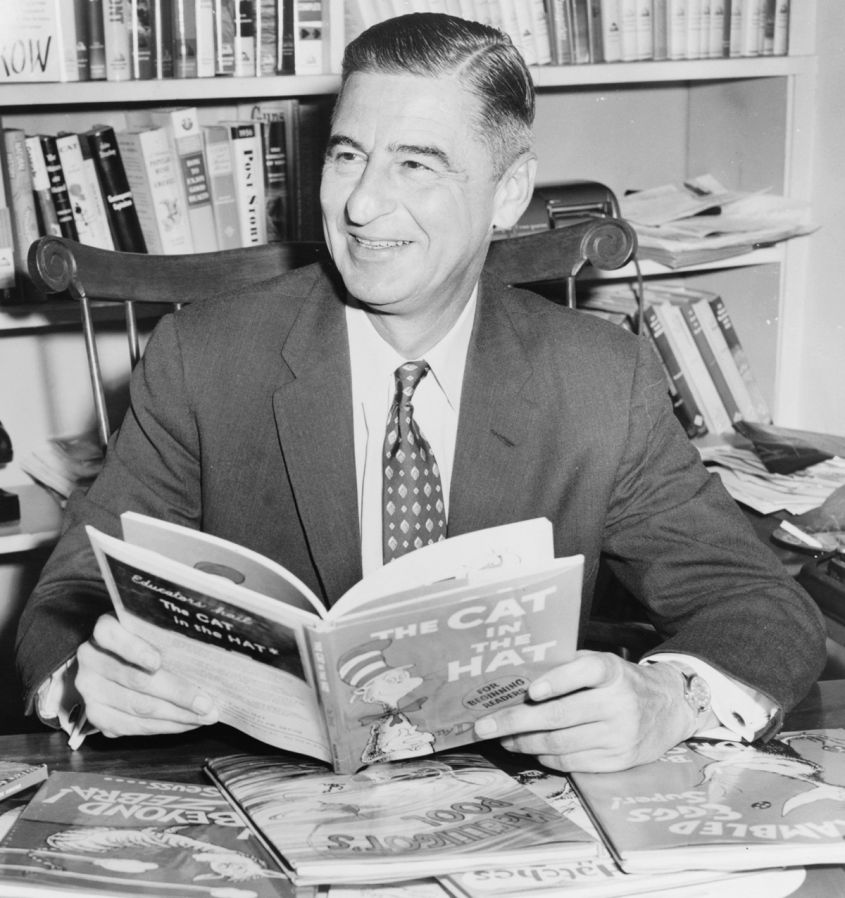 Ted Geisel Doctor Seuss