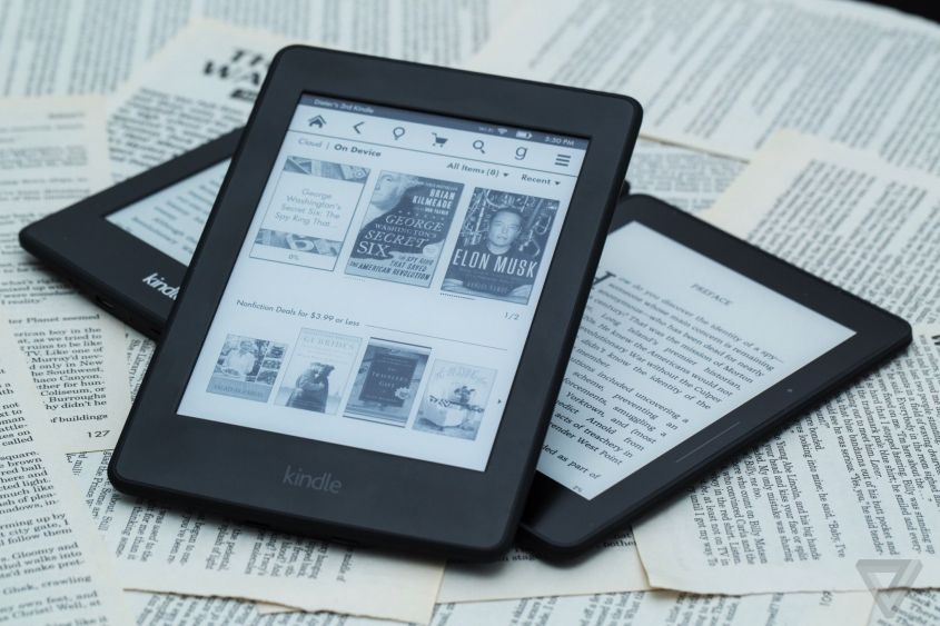 amazon kinle ebook