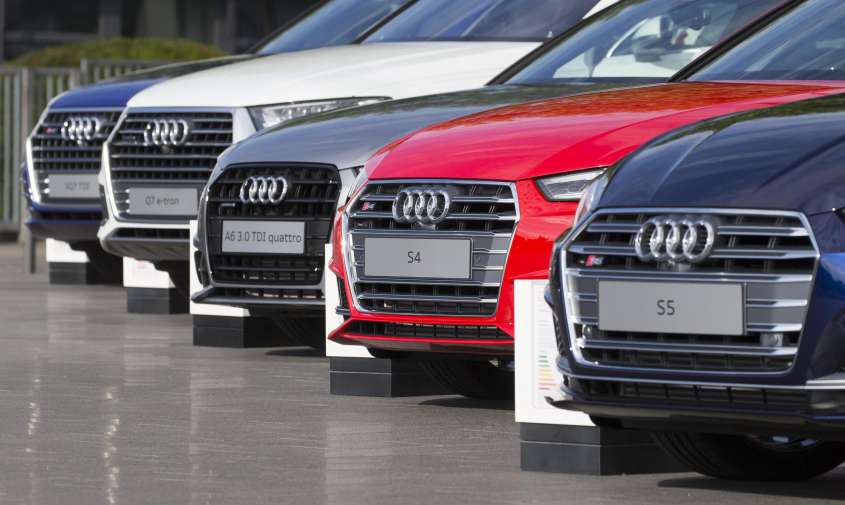 Annual General Meeting Audi AG in Neckarsulm