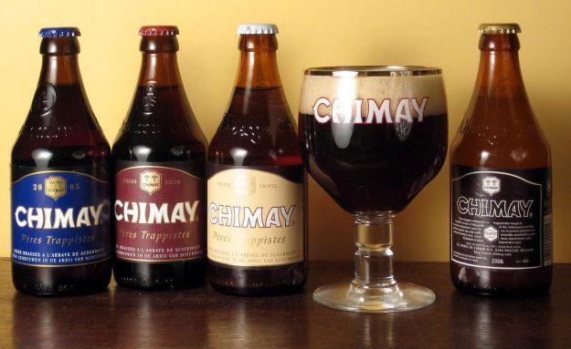 birre trappiste chimay