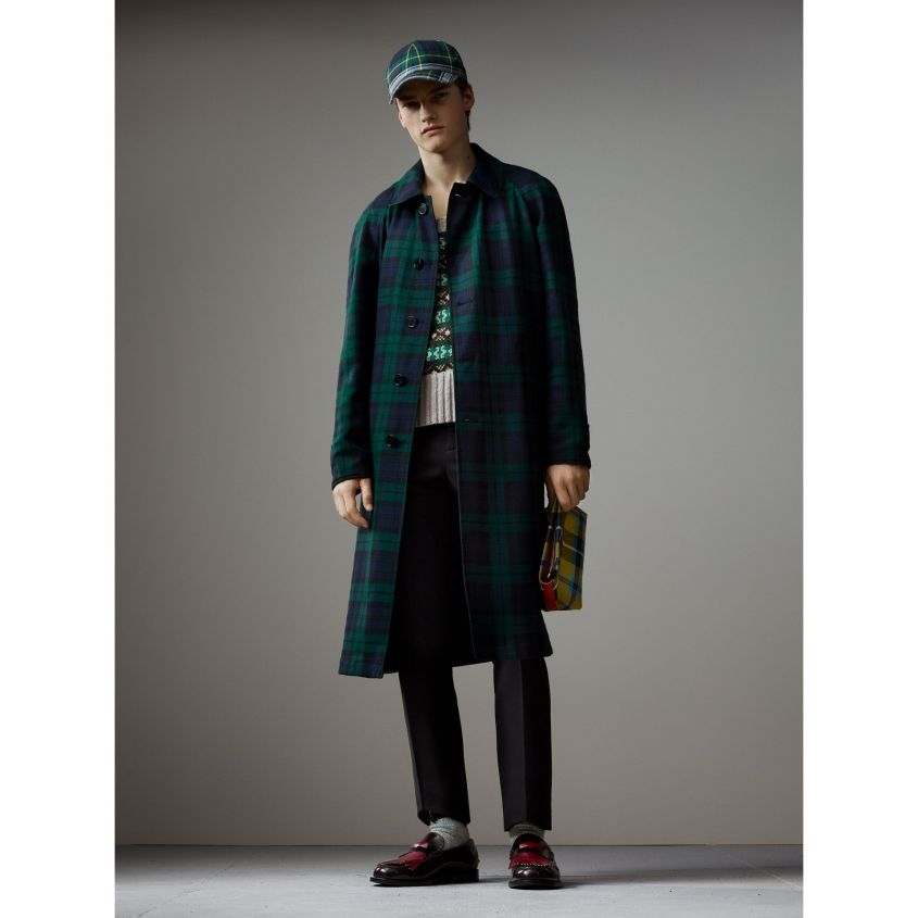 burberry trench quadriù