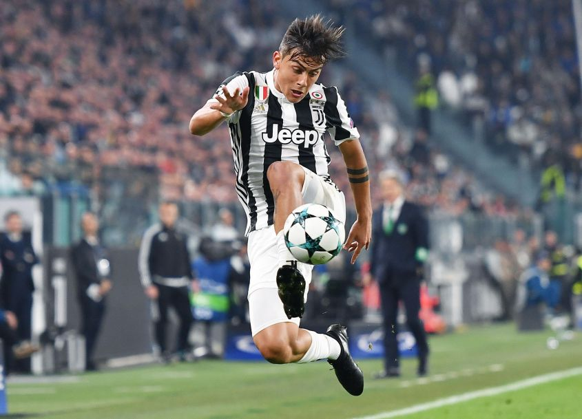 Soccer: Champions League; Juventus Sporting Lisbon