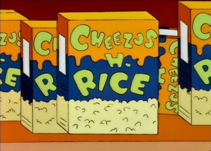 cheesus h rice