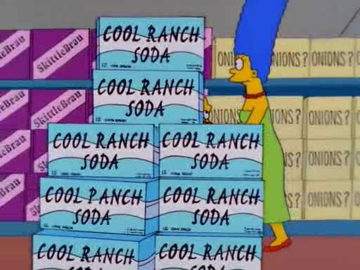 cool ranch soda