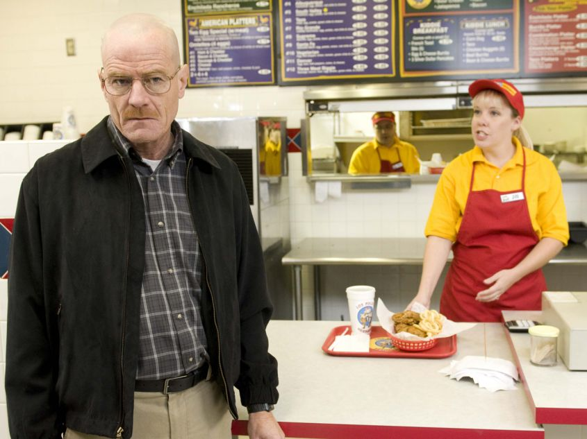 Los Pollos Hermanos di Breaking Bad apre in Italia