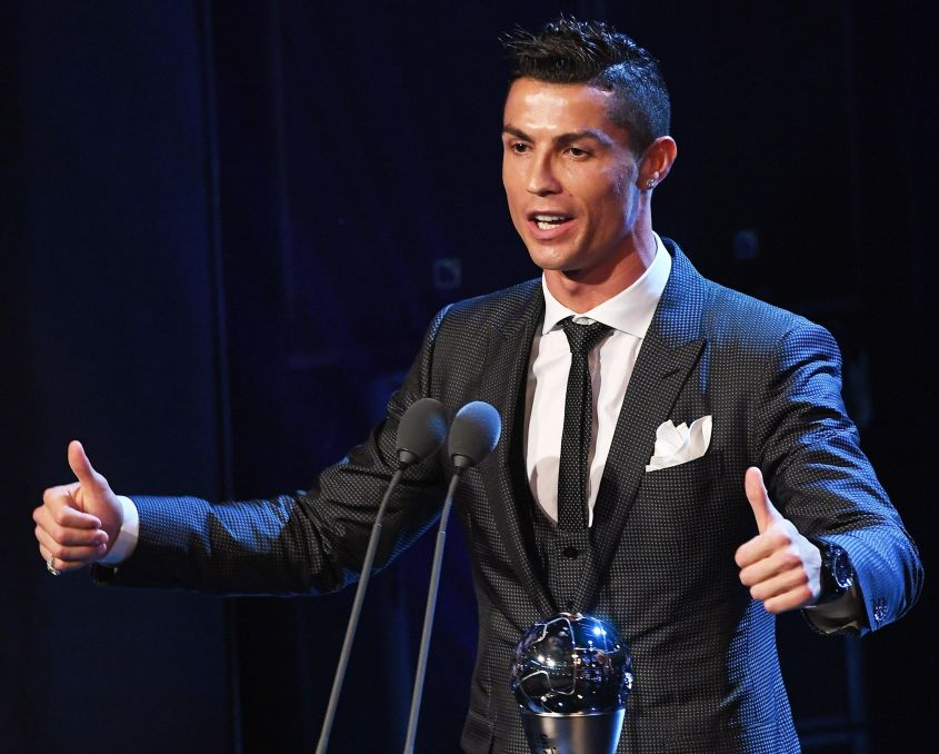 The Best FIFA Football Awards 2017