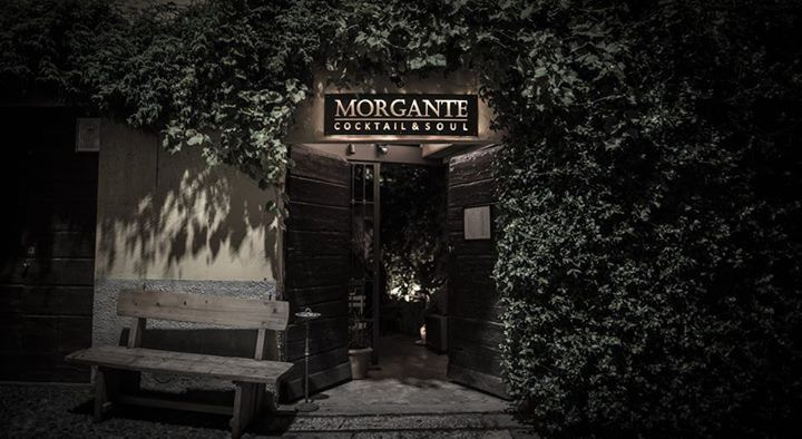 gin bar milano morgante