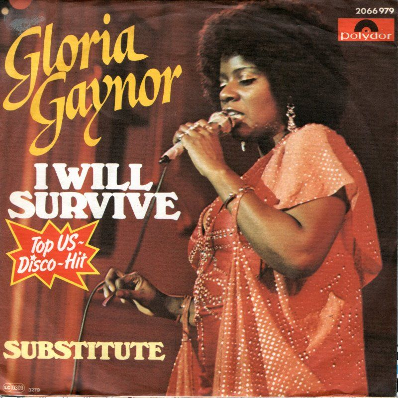 gloria gaynor i will survive 1978
