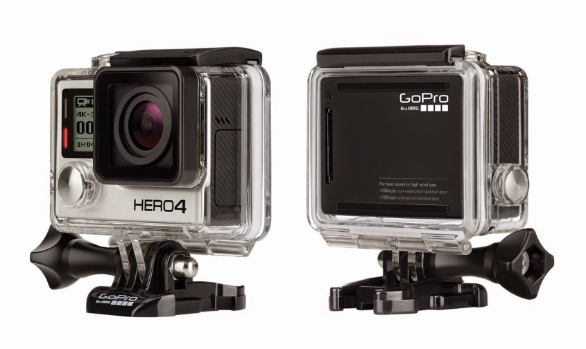 gopro hero4 blk