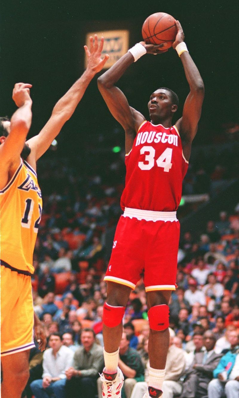 hakeem olajuwon houston