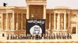 isis a palmira