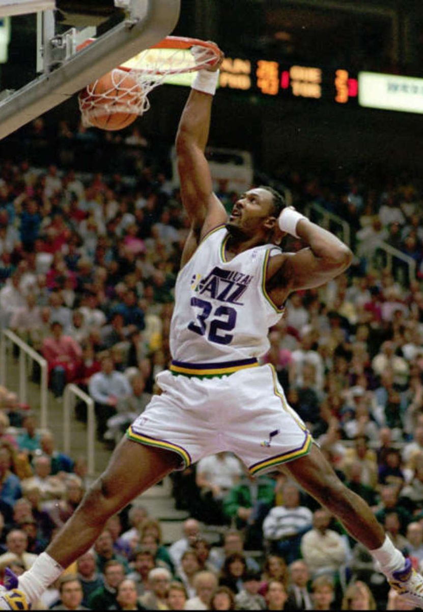 karl malone jazz