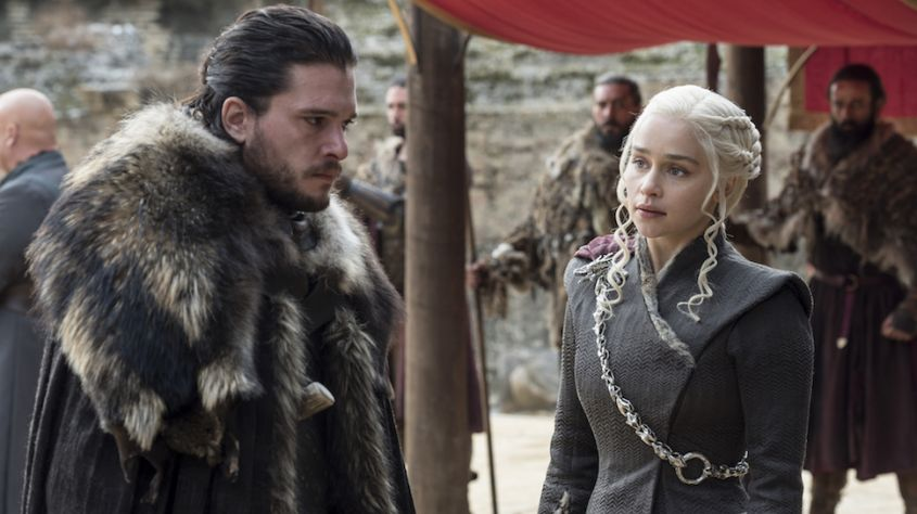 le serie tv più brutte e deludenti 2017 game of thrones