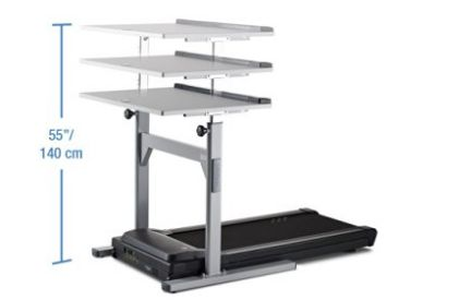 lifespan treadmill desk gadget allenarsi
