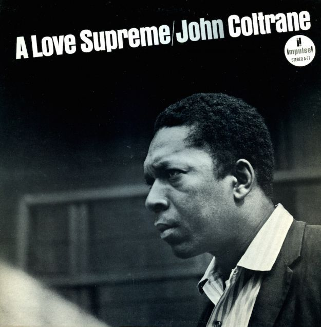 migliori album jazz qnm   John Coltrane A Love Supreme LP