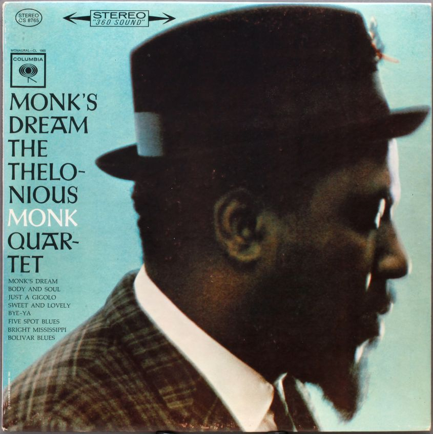migliori album jazz qnm thelonious monk monks dream
