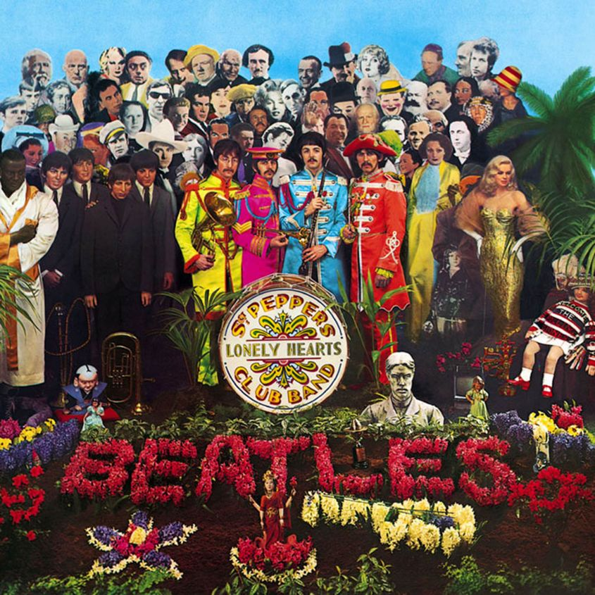 misteri sgt peppers beatles anniversario