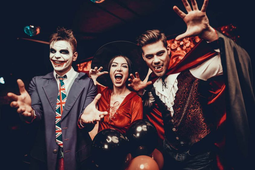 party di halloween