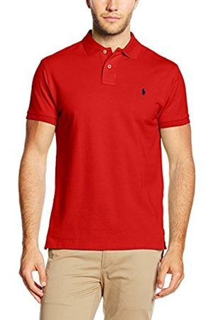 ralph lauren small logo shirt polo uomo rosso amazon prime day offerte 2017