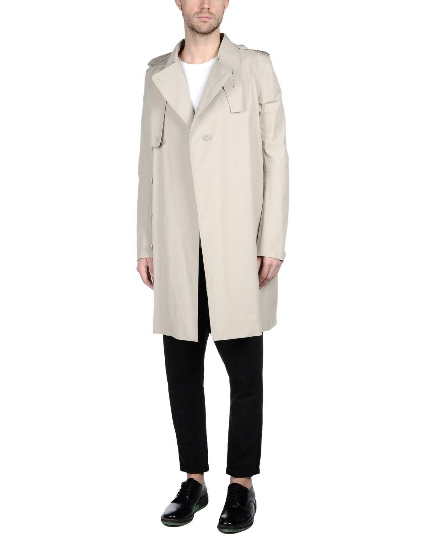 rick owens trench
