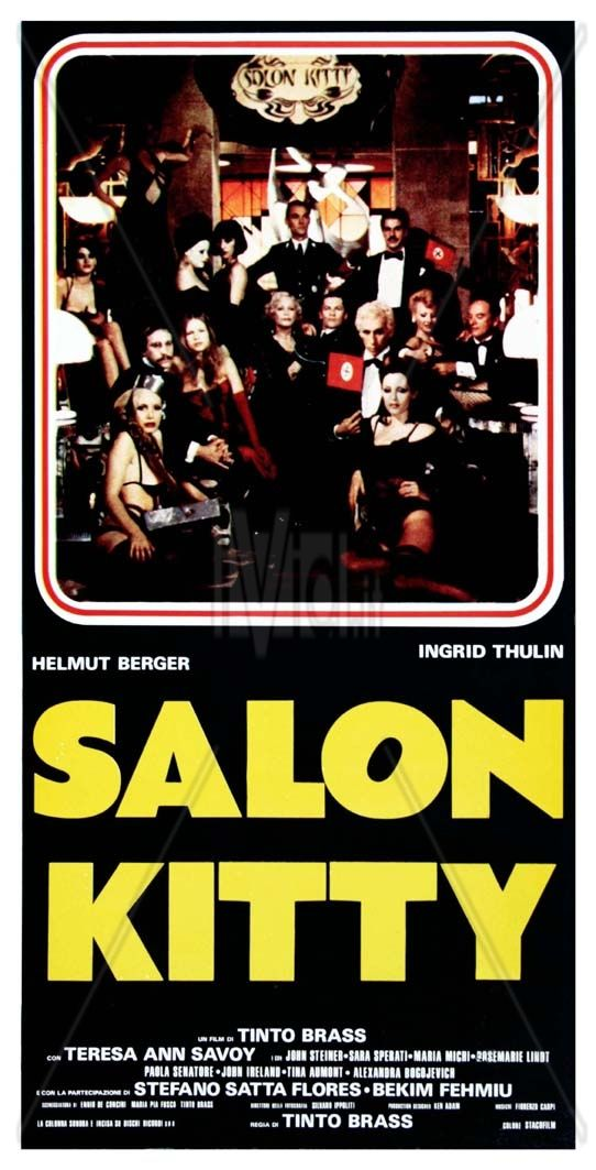 salon kitty tinto brass