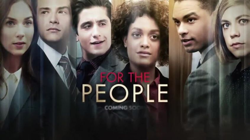 serie tv avvocati legal drama da vedere for the people
