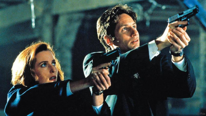 serie tv da vedere x files